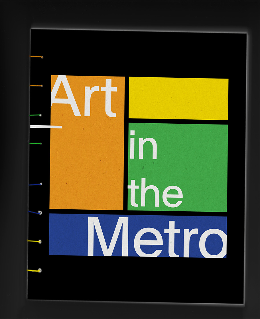 Art in the metro cover