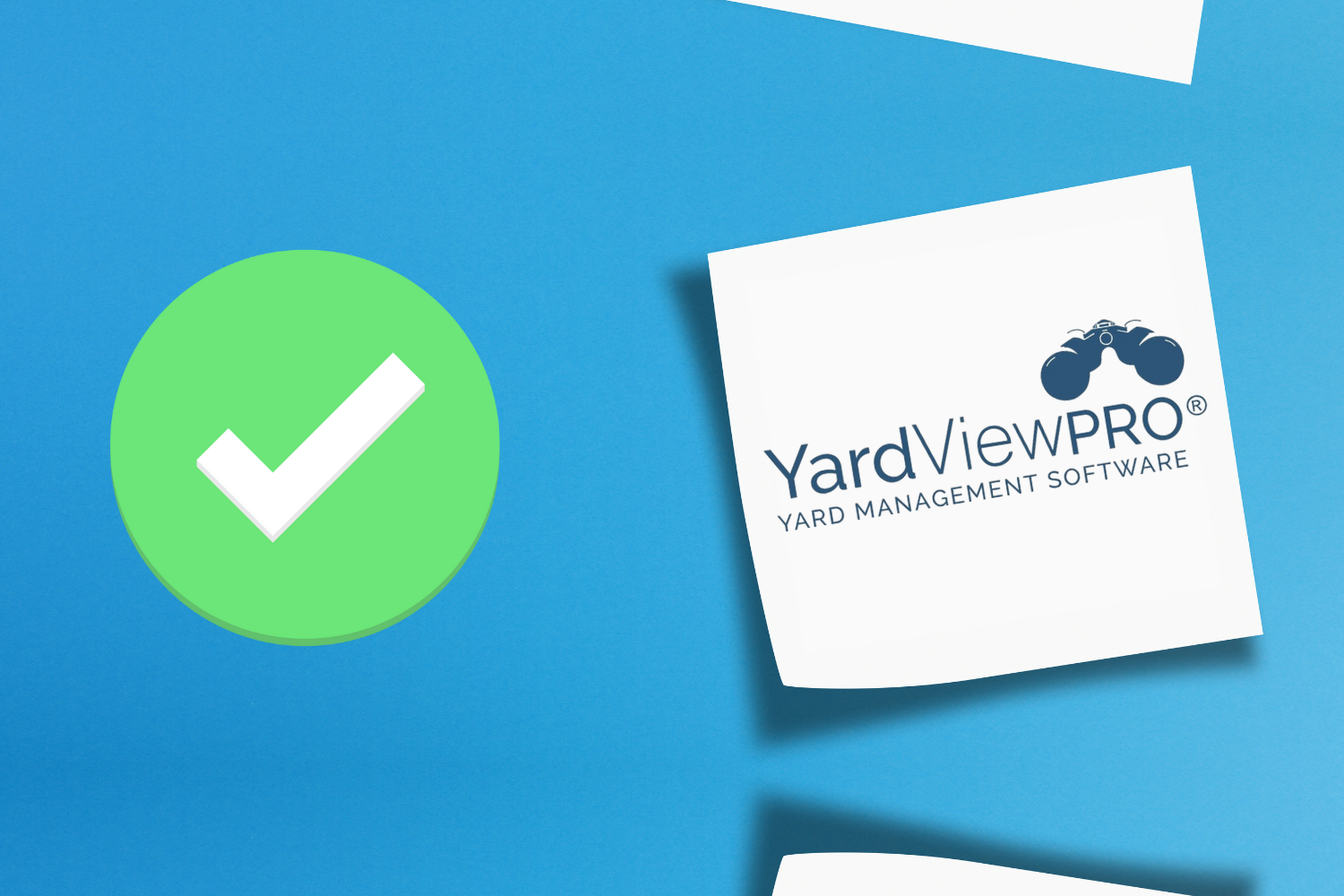 Yard management software solution provided by YardView gets a check for quick installation and easy implementation