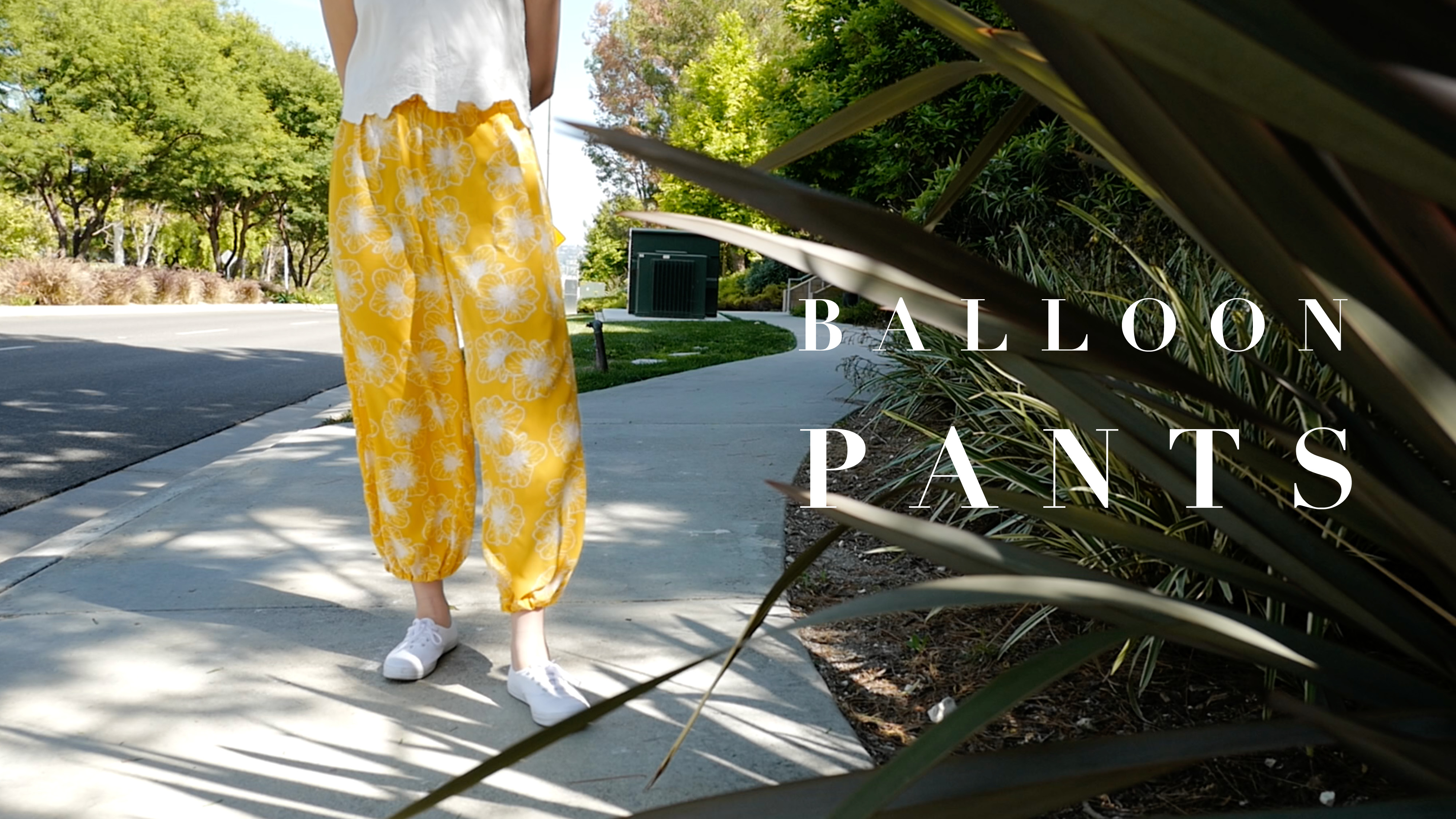 Balloon Pants
