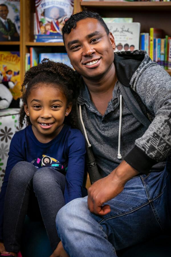 One City Parent Testimonial Image