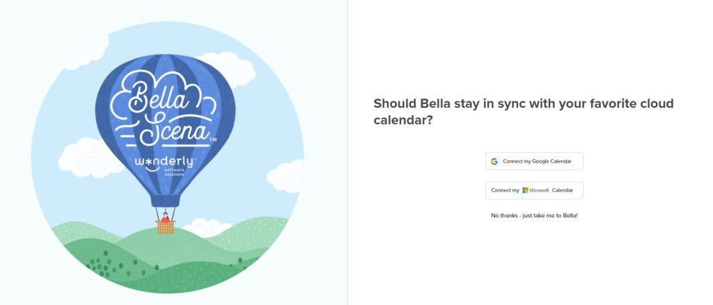We've been hard at work adding integrations to Bella Scena. Check out the new Office 365 integration!