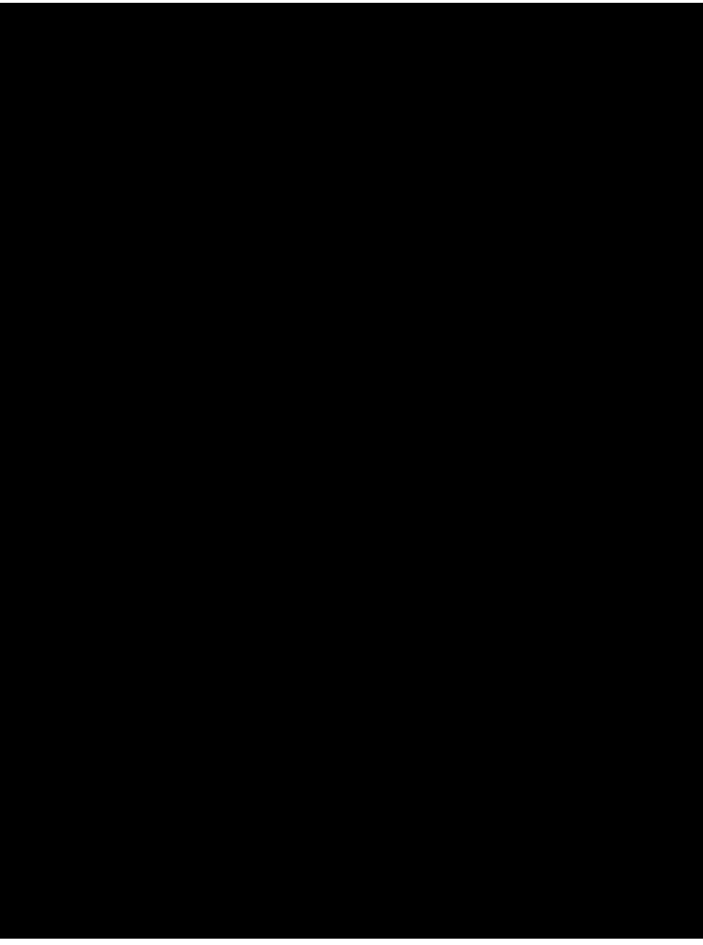 A linocut illustration of a black crow