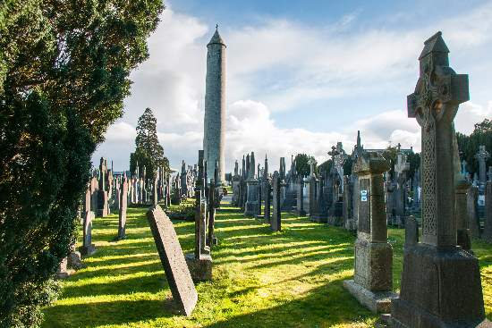 O'Connell Tower & Crypt, Glasnevin Cemetery