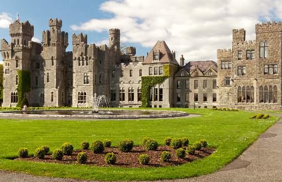 Ashford Castle, Mayo