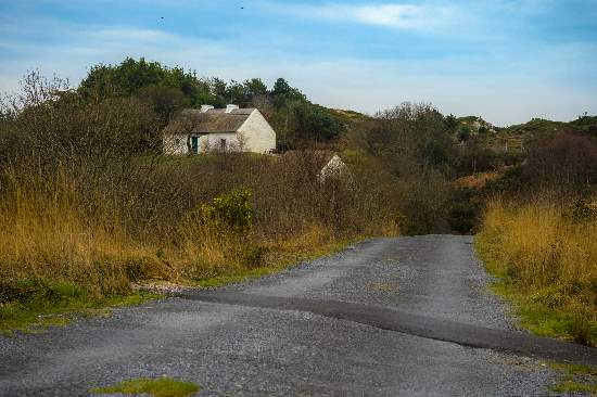 Pearse's Cottage, Ros Muc, Co. Galway