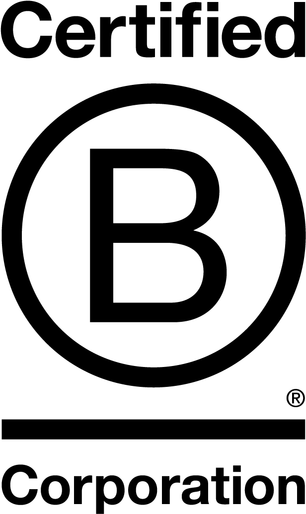 B-Corp Certified Logo