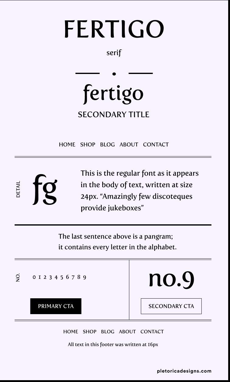 Fertigo
