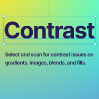Contrast for Figma