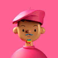Toy Faces 3D