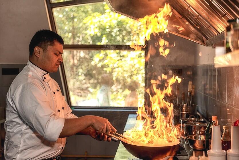 Chef Rajendra
