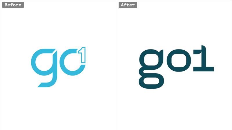 Go1 rebranding