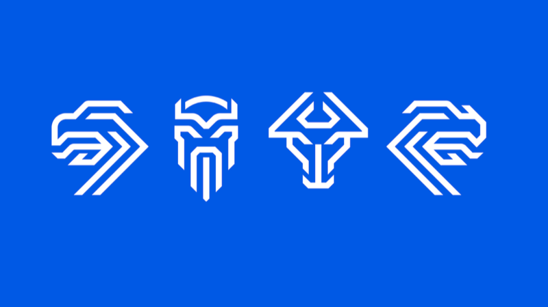 4 guardian spirits for Icelandic National Football Team rebranding