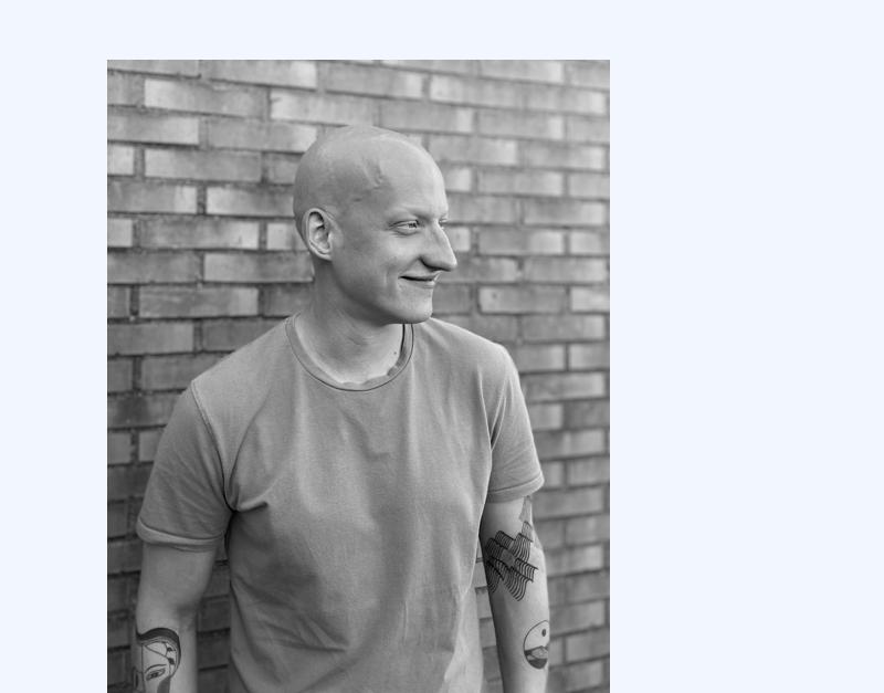 Adam Hayek - Founder of Brandy brand asset manager