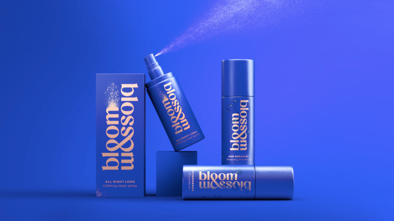New Bloom & Blossom packaging