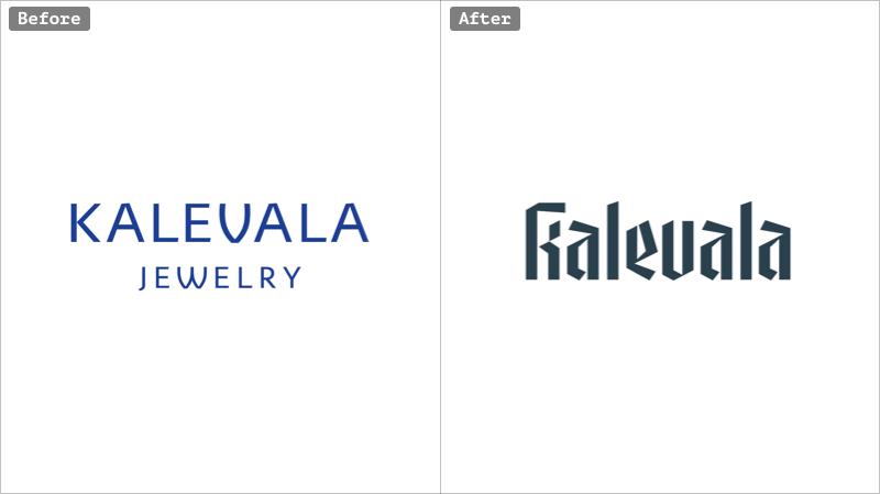 Kalevala rebranding