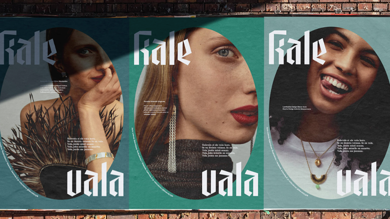 Posters for Kalevala by BOND