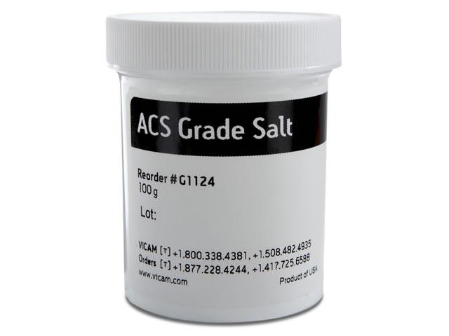 ACS Grade Salt - 100g