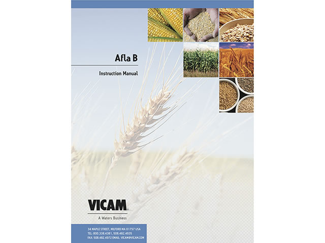Afla B Instruction Manual