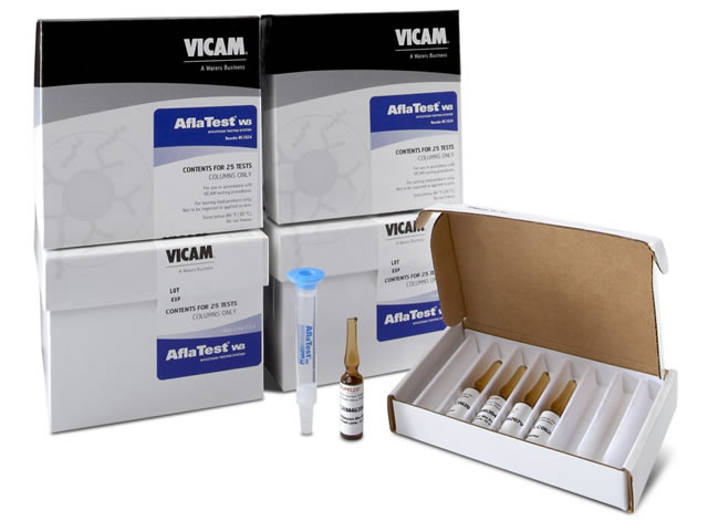 AflaTest WB HPLC Kit (250 columns & 1 set each std)