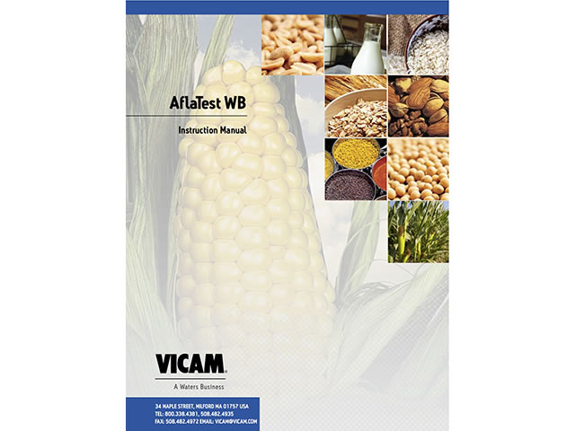 AflaTest WB Instruction Manual