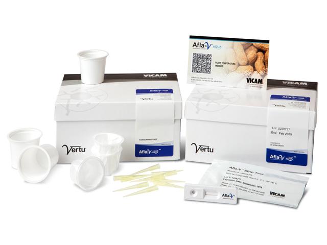 Afla-V AQUA HS/V Peanut Kit (25 Tests)