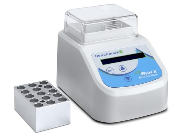 Complete Mini Incubator 220V Includes Base and Block