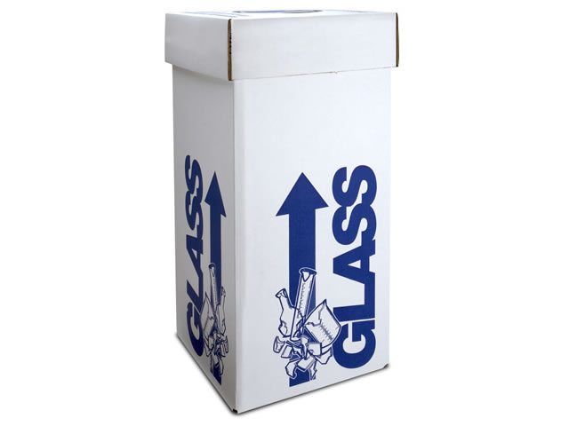 Glass Disposal Box Large