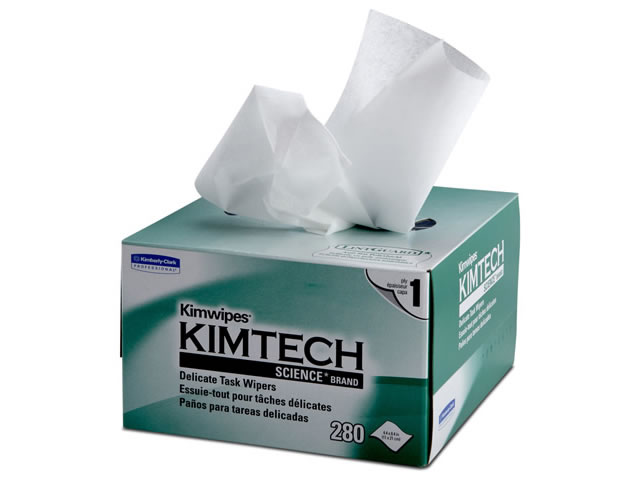 Kim Wipes Tissues