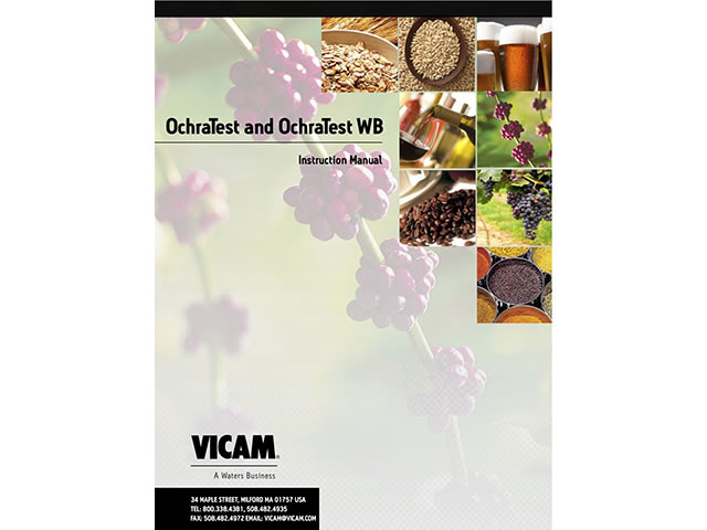 OchraTest / OchraTest WB Instruction Manual