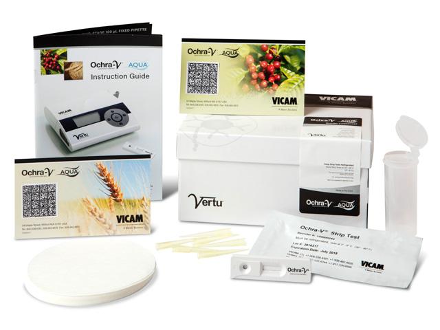 Ochra-V AQUA Kit (25 Tests)