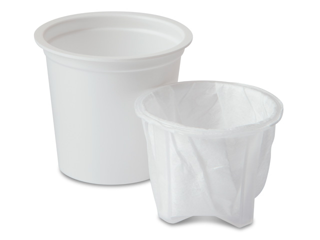 V-Filter w/Cup (25/pk)