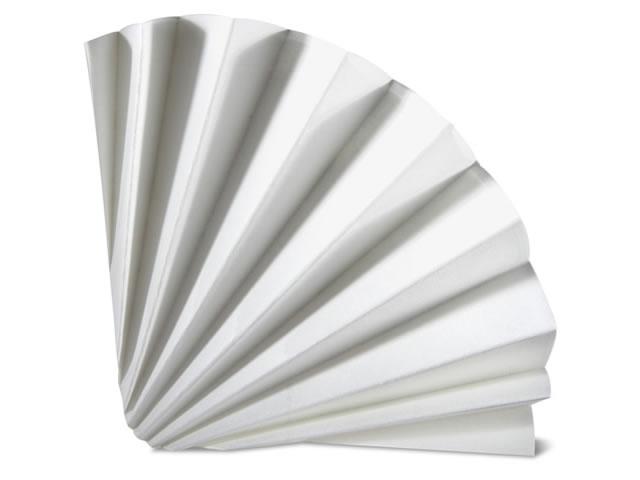VICAM Fluted Filter Paper 24 cm