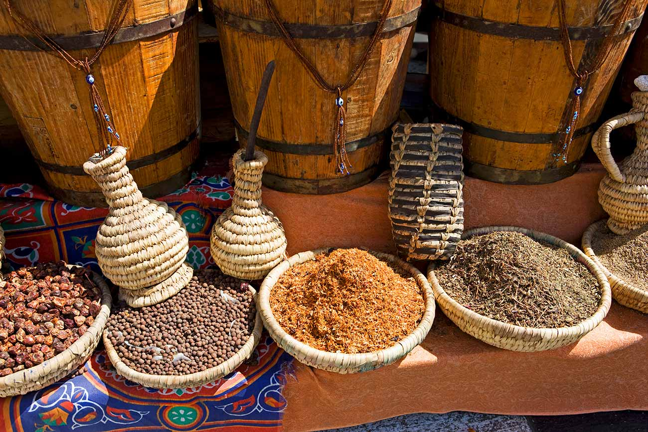 Hot Commodities: The Enduring Allure of Spices