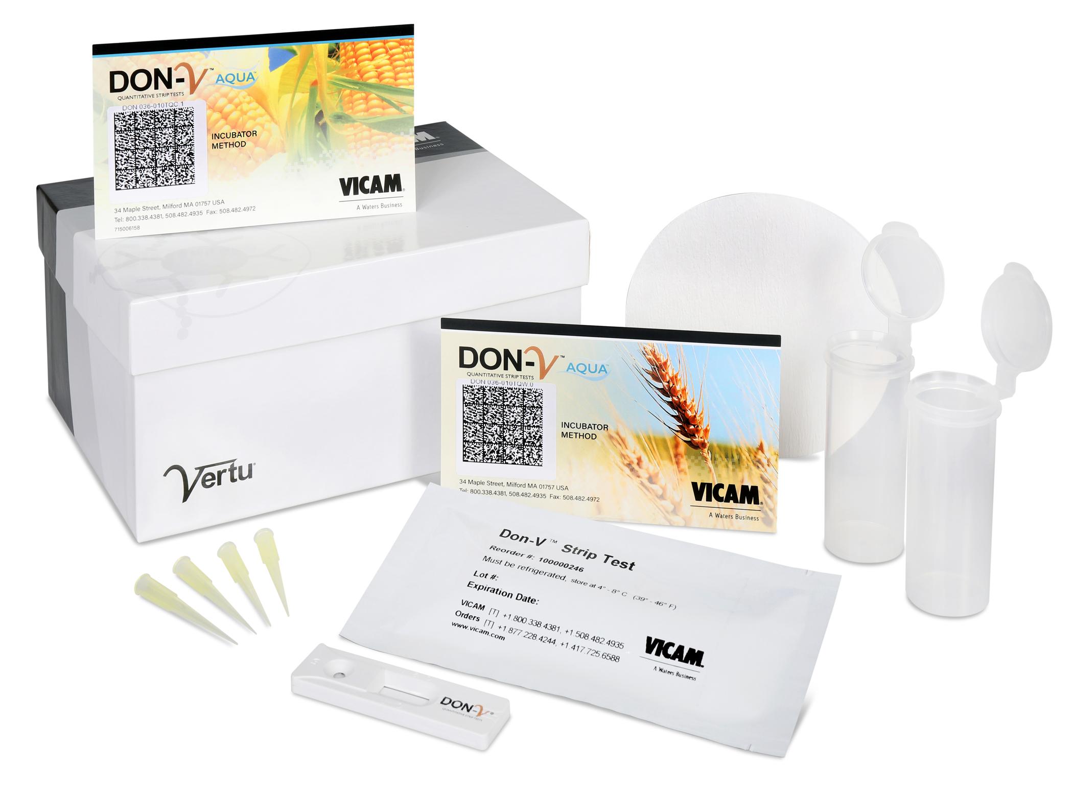 DON-V AQUA Kit (25 Tests)