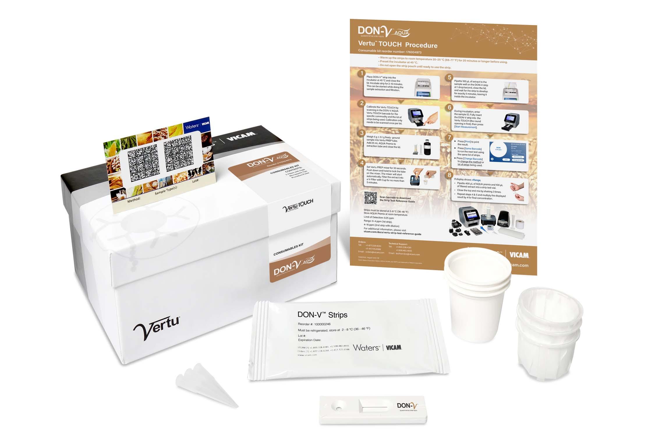 DON-V AQUA VT (25 Tests)