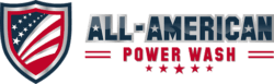 all american power wash logo