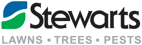 Stewarts lawns trees pests logo