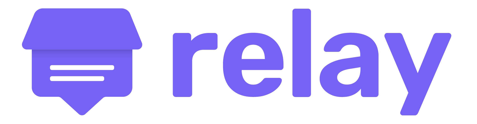 Relay one tap logo