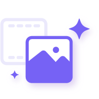 Photo and video sharing icon