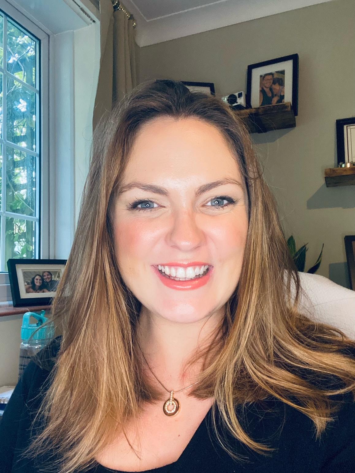 Nichole Farrow in her office