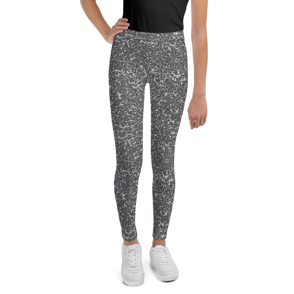 Olivia Tomlinson Leopard Light Youth Leggings