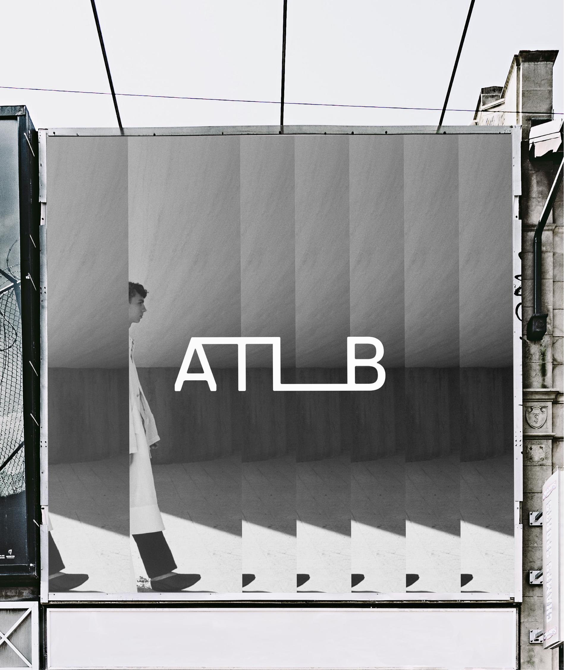 ATLB poster billboard mockup