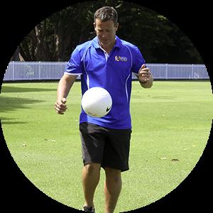 Aaron Kemp Skills for sport academy
