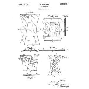 diaper patent