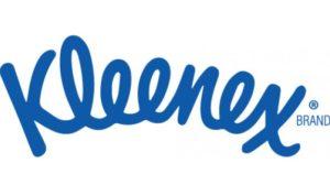Kleenex tissue logo