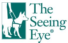 Seeing-Eye Dog logo