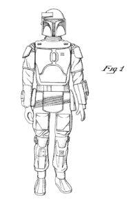 Star Wars Design Patent