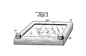 Etch A Sketch patent