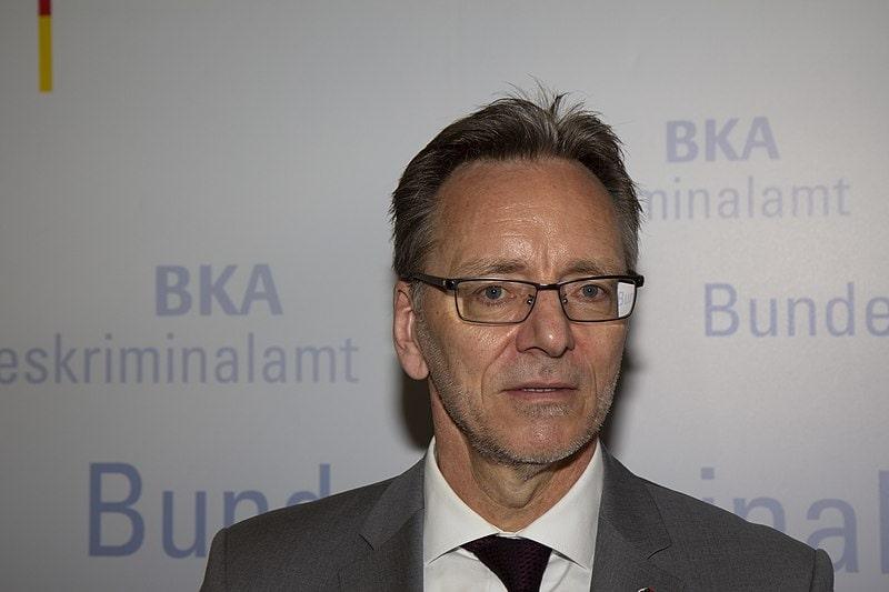 Holger Munch, President BKA, Germany