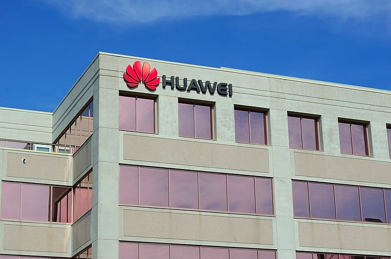 Huawei office in Canada